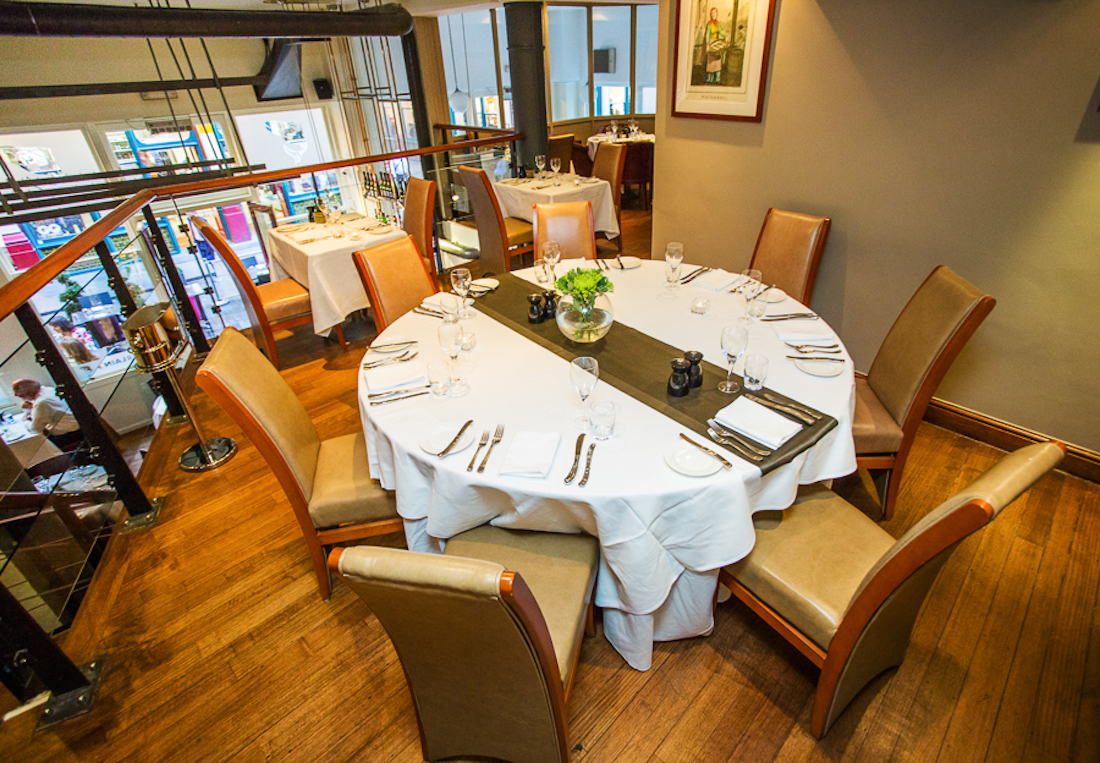 Luxury private dining rooms at chamberlain 39 s for Best private dining rooms uk