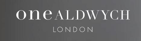One Aldwych Hotel logo