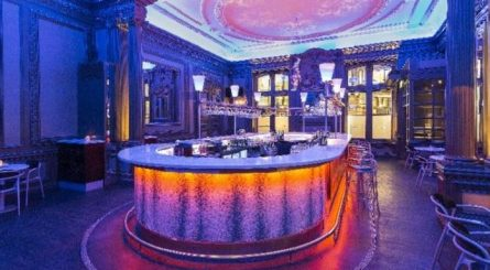 Private Dining Rooms at Andazs Catch Champagne Bar