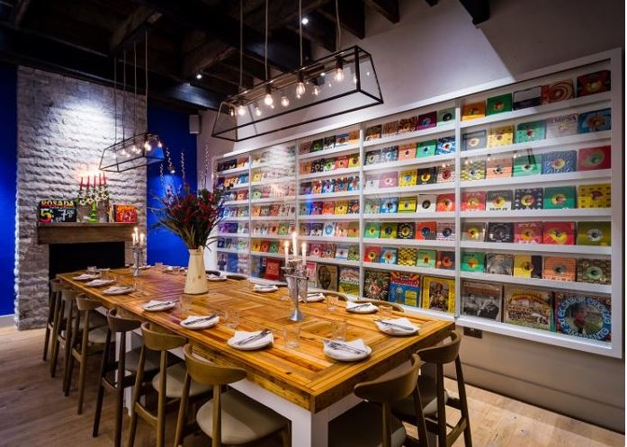 London\'s Best Private Dining Rooms By Location