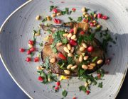 Tabun Kitchen Food Image Lamb Makloubeh