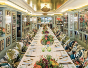 The Ivy Chelsea Garden Private Dining Room Image