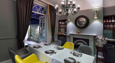Vineet Bhatia London - Private Dining Room Image - The Wittet Room