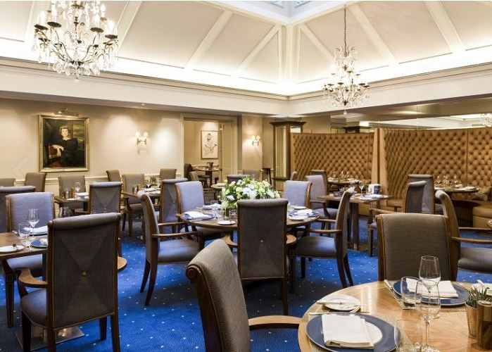 Private Dining Rooms at The Sloane Club