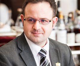Stephen Nisbet - Sommelier at The Square Restaurant, Mayfair