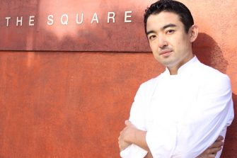 Yu Sugimoto - Executive Chef at The Square Restaurant, Mayfair.
