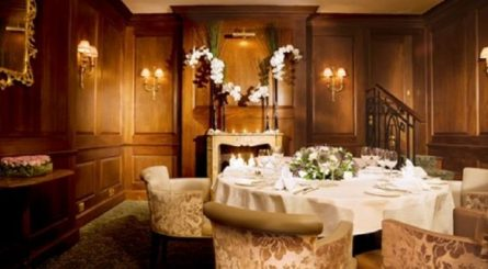 Private Dining Room at The Stafford London, St. James's Place, London, SW1A 1NJ
