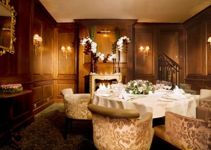 Private Dining Rooms at The Stafford London
