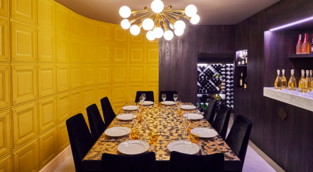 Private Dining Rooms at Ritorno