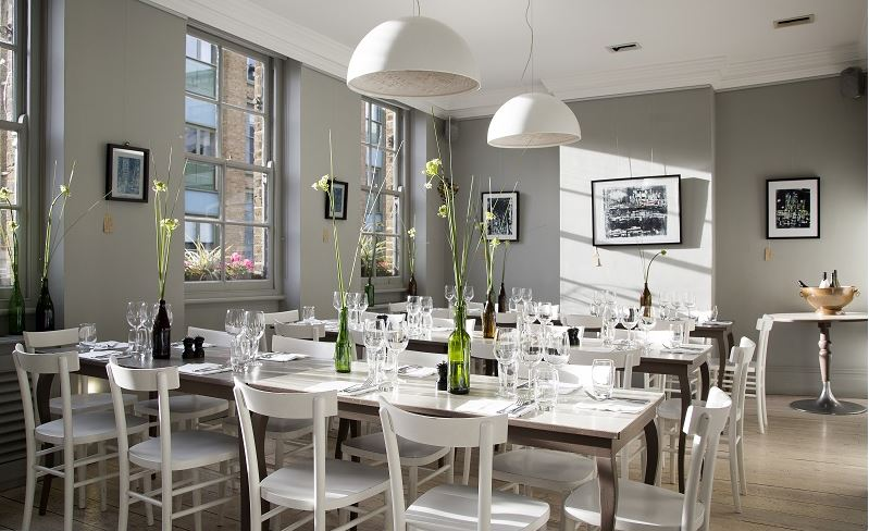 Private Dining Rooms at the Modern Pantry