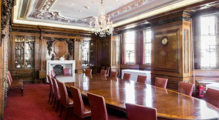 The Boardroom at Vintners' Hall - Private Dining Image