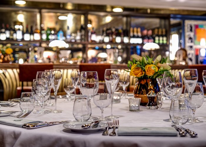 private dining rooms at the ivy soho brasserie – london w