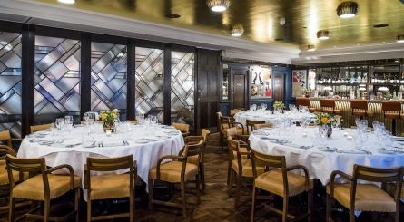 Private Dining Rooms at The Ivy Soho Brasserie