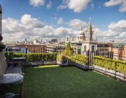 Vintners' Hall Rooftop Terrace Image
