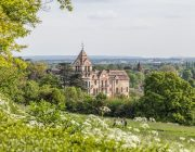 The Petersham External Image View From Richmond Hill