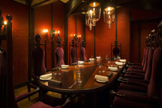 Dinner by Heston Blumenthal Private Dining Room Image Seats Up To 12 Guests