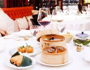 Park Chinois Food Image Set Table