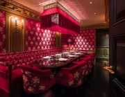 Park Chinois Private Dining With Banquette Seating Image