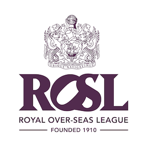 Royal Over-Seas League – Edinburgh logo
