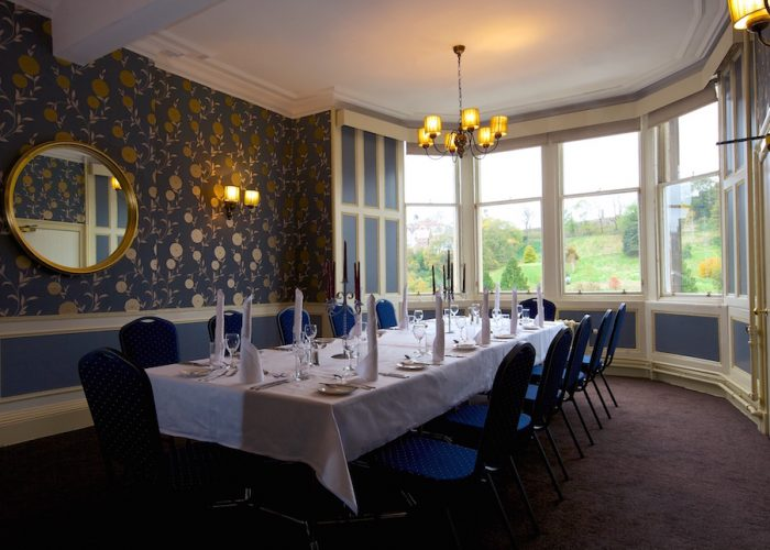 Luxury Private Dining Rooms at Royal Over Seas League