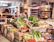 Daylesford Pimlico Organic Food Hall 1