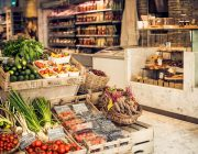 Daylesford Pimlico Organic Food Hall 2