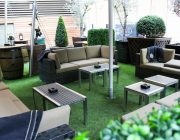Galvin HOP Le Jardin Drinks Image
