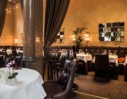 Galvin La Chapelle Restaurant Image With Pillars