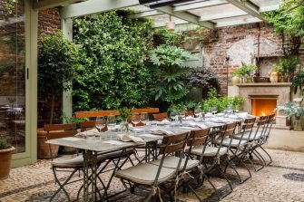 Luca Restaurant Private Dining Room Image The Terrace 335x223