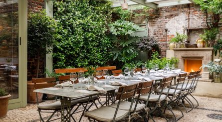 Luca Restaurant Private Dining Room Image The Terrace 445x245