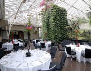 Searcys at the Barbican Conservatory Terrace Private Banquet Image