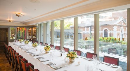 The Ivy City Garden Private Dining Room Image 1 1