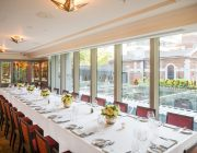 The Ivy City Garden Private Dining Room Image 1