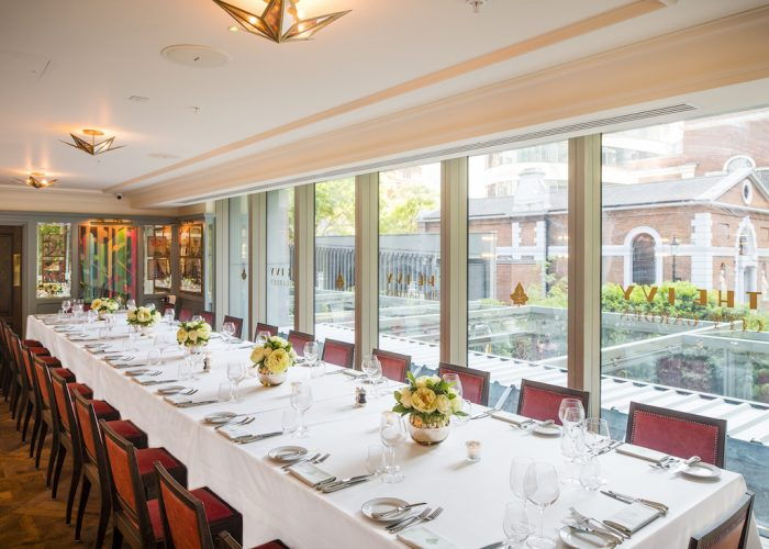 Private Dining Rooms Part 76