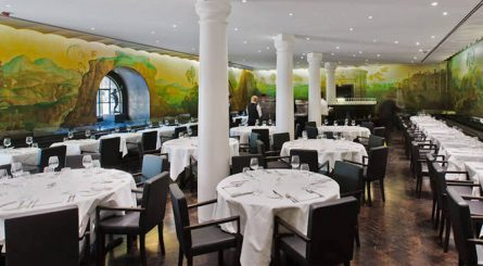 The Rex Whistler Restaurant Tate Britain Restaurant Image 1