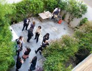 The Royal Park Hotel Secret Garden Image2
