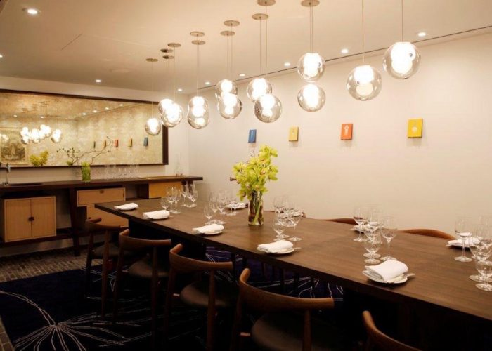 Private Dining Rooms At Pollen Street Social Mayfair
