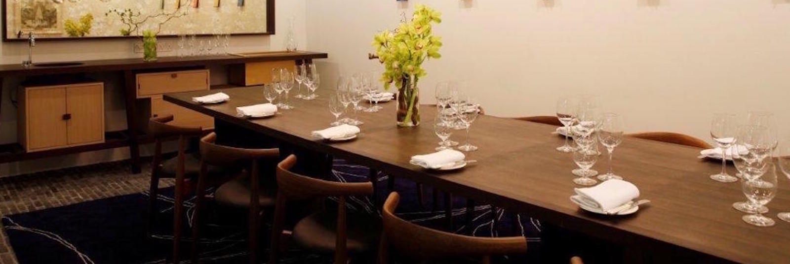 London Private Dining Rooms From The Good Food Guide 2018\'s Top 50 ...