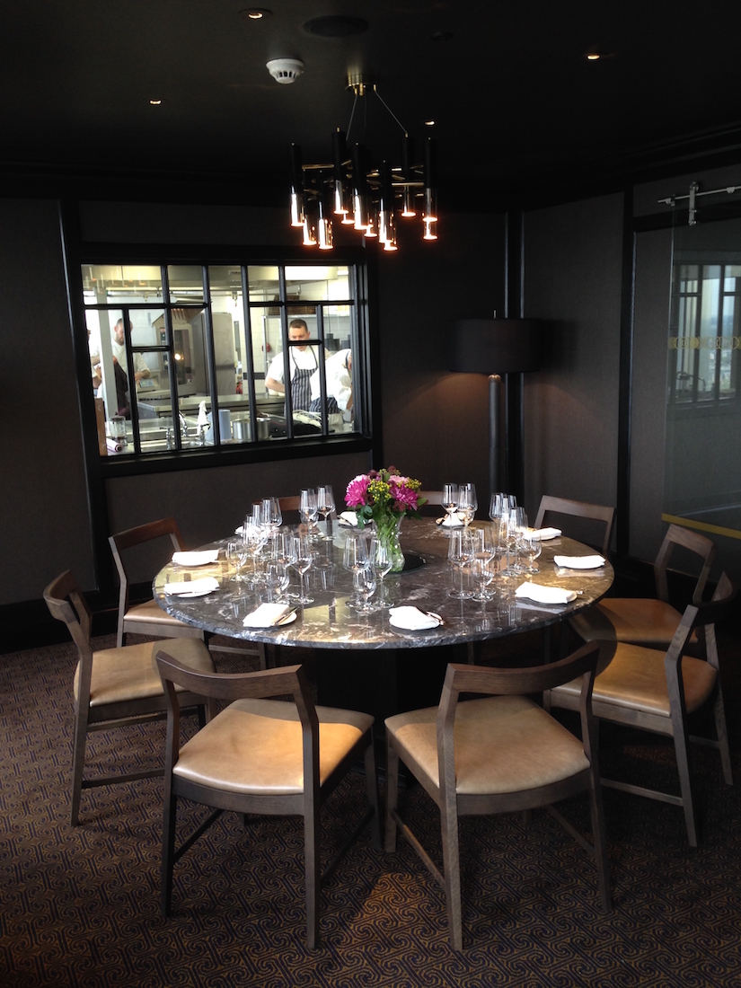 The best private dining rooms for new year 39 s eve parties for Best private dining rooms uk