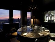 City Social Chefs Table Night Time Image