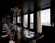 City Social Private Dining Room With London Skyline Including The Shard Image