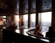 City Social Restaurant Booths Image