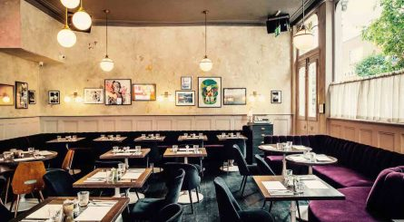 Inside the luxury private dining rooms at Dirty Bones Shoreditch