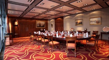 Lloyds Banqueting Suite Private Dining Room Image The Boston Room 1