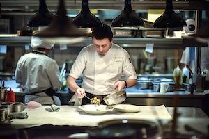 Maurizio Morelli Chef at Margot Restaurant