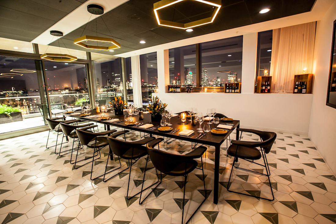 private dining rooms | Private Dining Rooms at Sea Containers Events - London SE1
