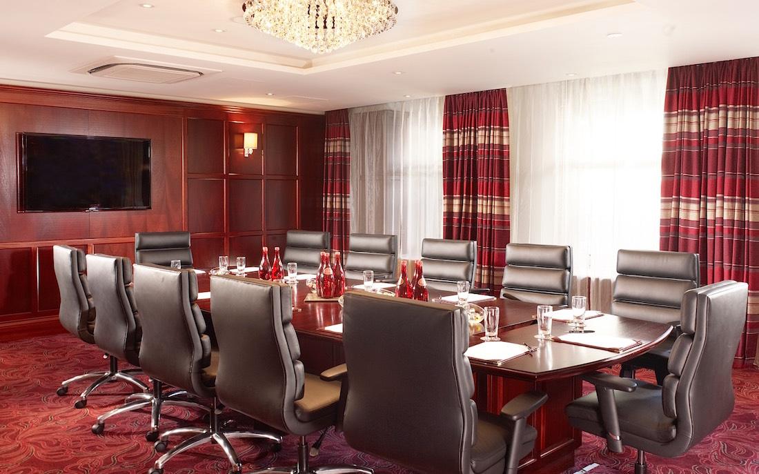 Grosvenor Hotel London Check In Time