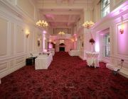 The Grosvenor Hotel Private Dining Room Image Set Up For Standing Drinks Reception