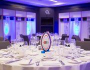 Twickenham Stadium Private Dining Room England Changing Rooms Image