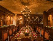 Twickenham cellar Private Dining Image Christmas